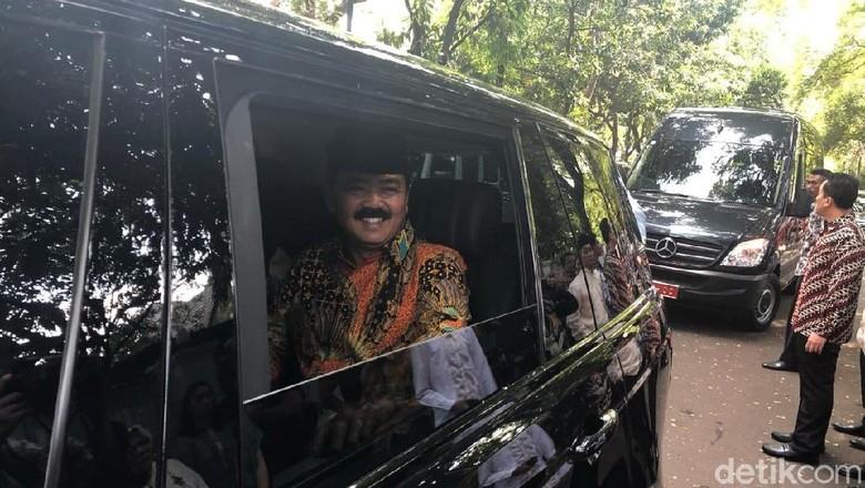 Menhan-Panglima TNI Juga Silaturahmi ke Kediaman Megawati