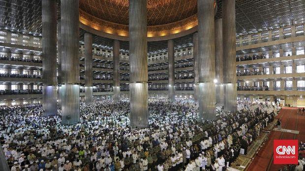 Polemik Khotbah Jumat Menteri Agama Fachrul Razi