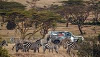 Land Rover baru-baru ini telah menyelesaikan serangkaian pengujian Defender di Kenya. Foto: Dok. Land Rover