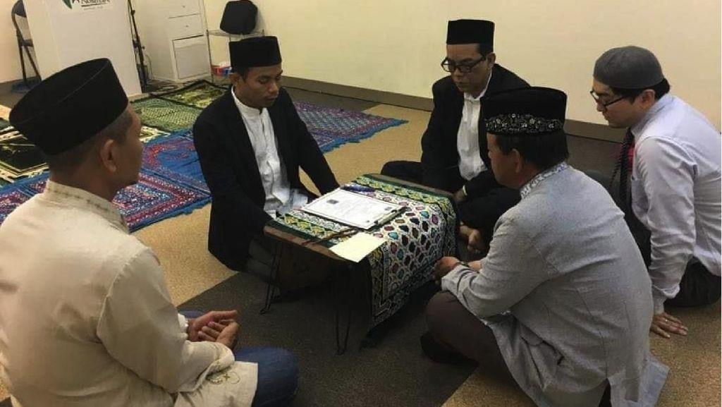 Masjid Nusantara di Markas AKB48 Tokyo