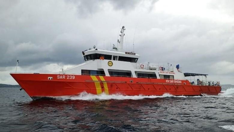 Kapal Berpenumpang 20 Orang Tenggelam di Banggai Laut, 19 Orang Hilang