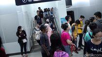 Ada Sidang Putusan MK, MRT Tingkatkan Pengamanan di Stasiun