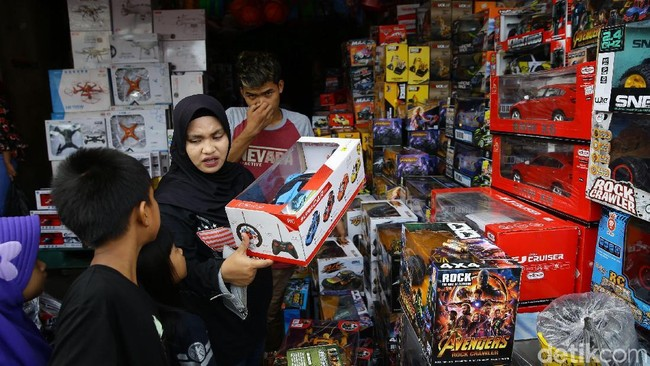 Pasar Gembrong, Riwayatmu Kini