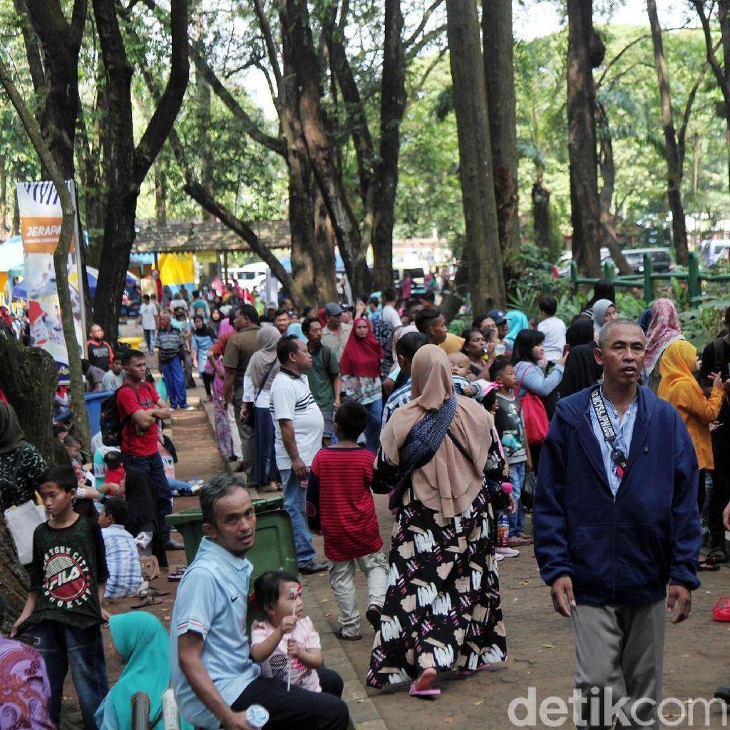 Lebaran Kedua, Ini Tempat Wisata di Jakarta yang Disesaki Warga