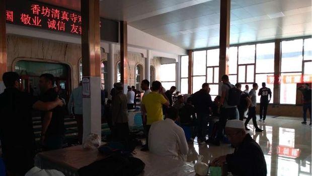 Mengenang Ramadhan dari Kota Es China