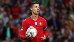 Ronaldo Topskorer UEFA Nations League