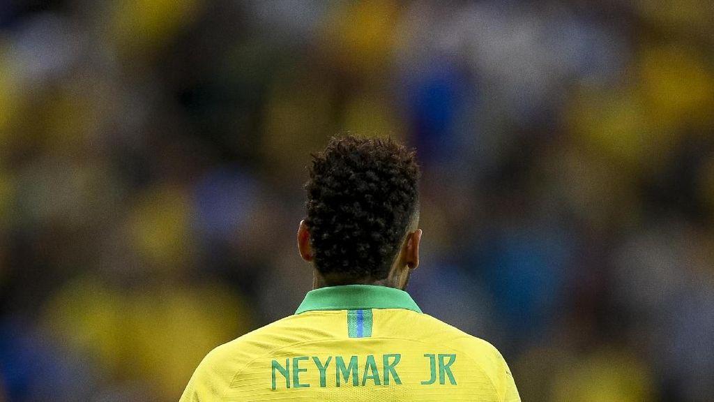 Pembahasan Neymar Lebih Banyak Dibandingkan Timnas Brasil