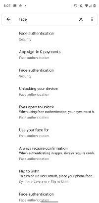 Wah, Ada Fitur Otentikasi Wajah di Android Q, Pesaing Face ID