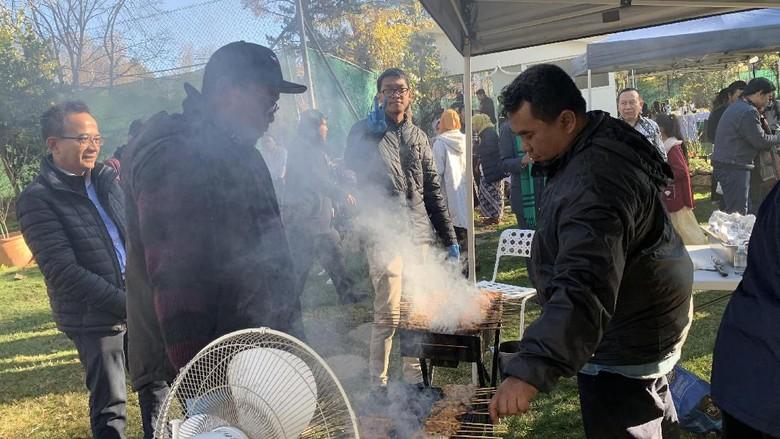 Hangatnya Perayaan Idul Fitri WNI di Canberra di Tengah Musim Dingin