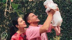 5 Momen Bapak Idaman Hamish Daud Main Bareng Zalina