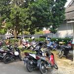 Cuaca Panas Melanda Indonesia, Jangan Sering Parkir Motor di Tempat Terbuka