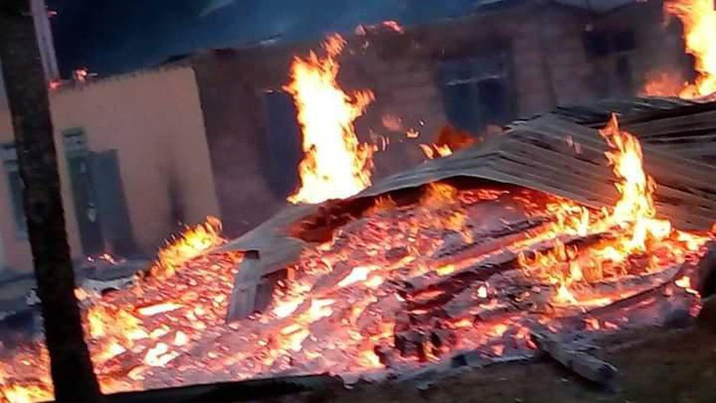 Polisi Tetapkan 36 Tersangka Bentrok di Buton