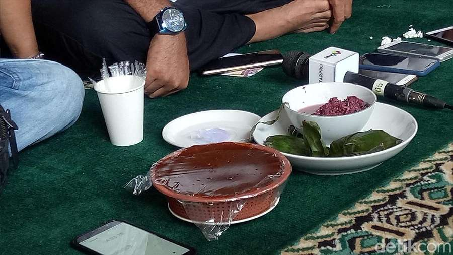 Rano Karno Gelar Halal Bi Halal Keluarga Si Doel