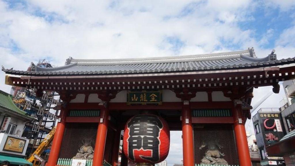 Sensoji Temple, Kuil Tertua di Jepang