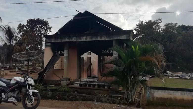 Kapolda: Provokator dan Pembakar 87 Rumah di Buton akan Ditindak