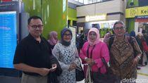 Mudik Naik Kereta ke Brebes, Sudirman Said: Untuk Menghindari Macet