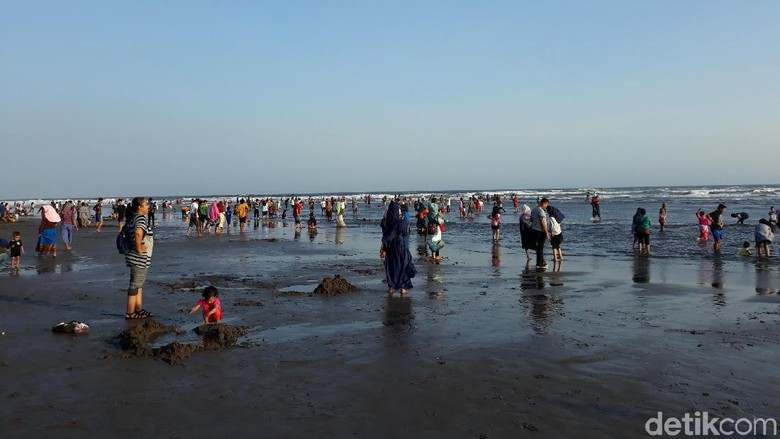 Pantai Selatan (Pradito R Pertana/detikcom)