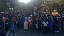 Warga Mulai Antre Hadiri Open House JK di Makassar