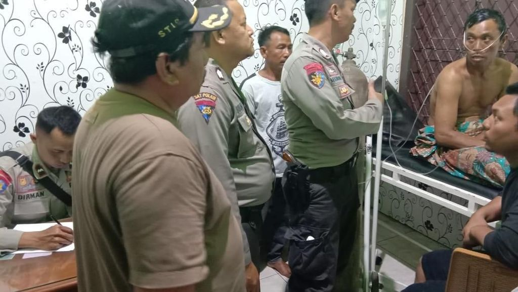 Kapal Dihantam Ombak, Suami-Istri Hilang di Perairan Indramayu