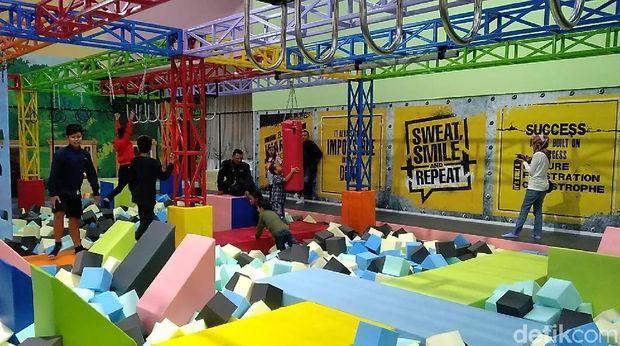 Malang Smart Arena Playground Indoor Terbesar di Malang/