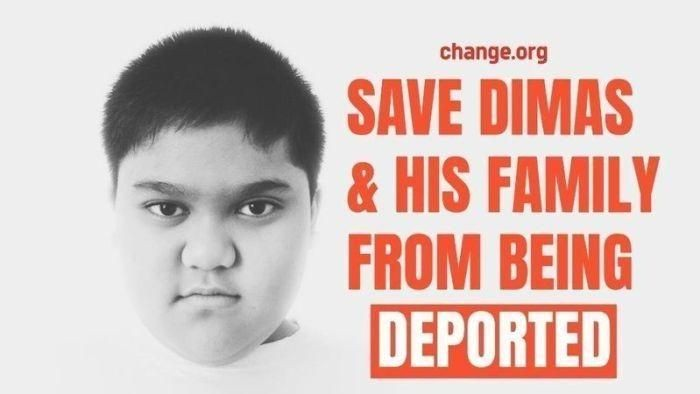 Dimas Tri Wibowo dan keluarga terancam dideportasi dari Australia karena autisme. Foto: ABC Australia