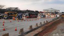 Kalikangkung-Cikampek One Way, Jakarta ke Bandung Bisa Lewat Cikarang Barat