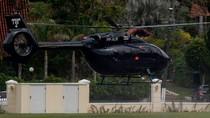 Datang ke Latihan Bawa Mobil Mewah? Kuno, Neymar Pilih Naik Helikopter