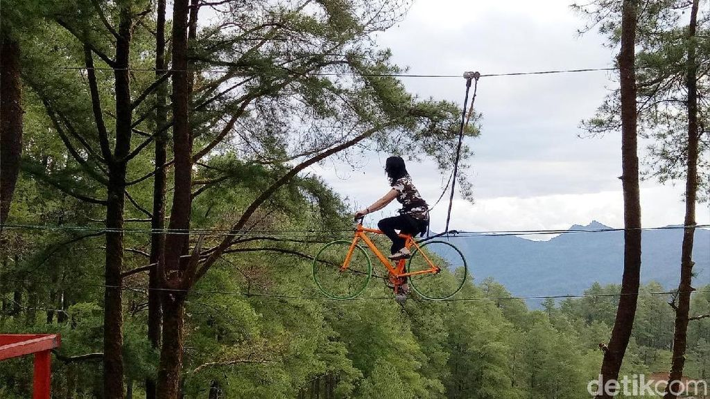 Ini Sepeda Terbang dari Sulawesi Selatan