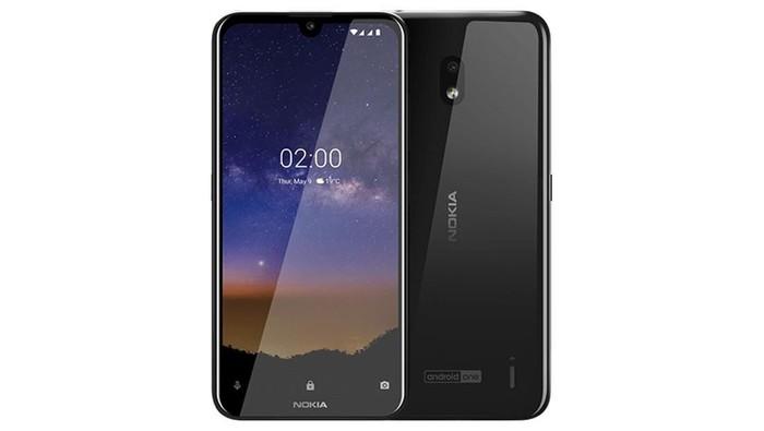 Nokia 2 2 Dirilis Harganya Rp 1 Jutaan