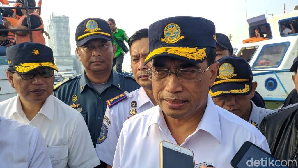 Di Halal Bihalal Menhub Pamer Mudik ke Palembang 8,5 Jam
