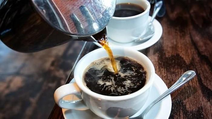 Satu cangkir kopi espresso ternyata bisa menahan getaran tubuh sang anak (Foto: Istimewa)