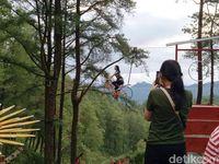 Ini 'Sepeda Terbang' dari Sulawesi Selatan