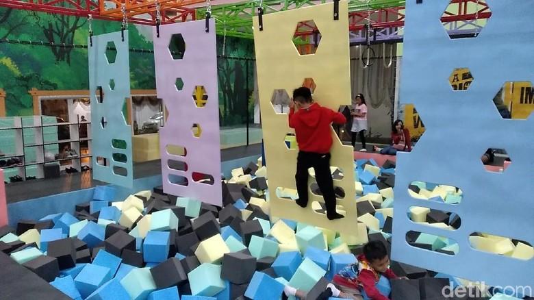 Playground Indoor Terbesar di Malang Bisa Jadi Alternatif Isi Libur Lebaran