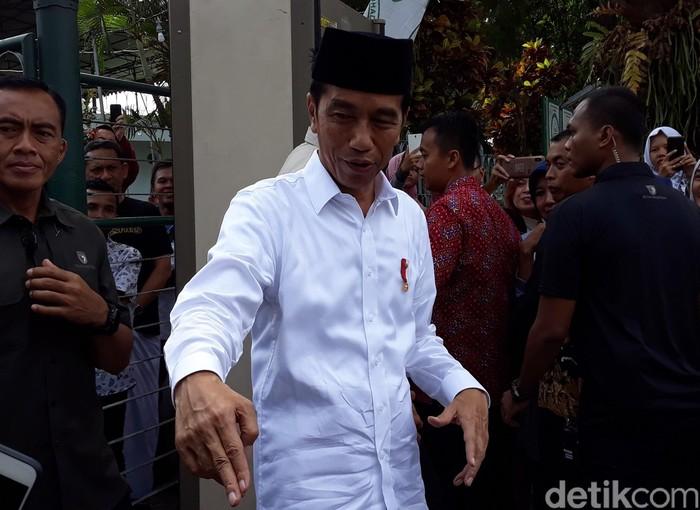 Foto ilustrasi: Presiden Jokowi (Pradito Rida Pertana/detikcom)