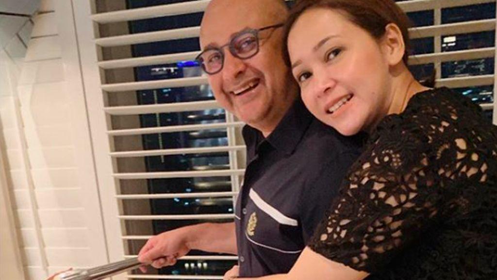 Diet Keto Jelang Lebaran, Maia Estianty Dibuatkan Menu Spesial Olah Suaminya