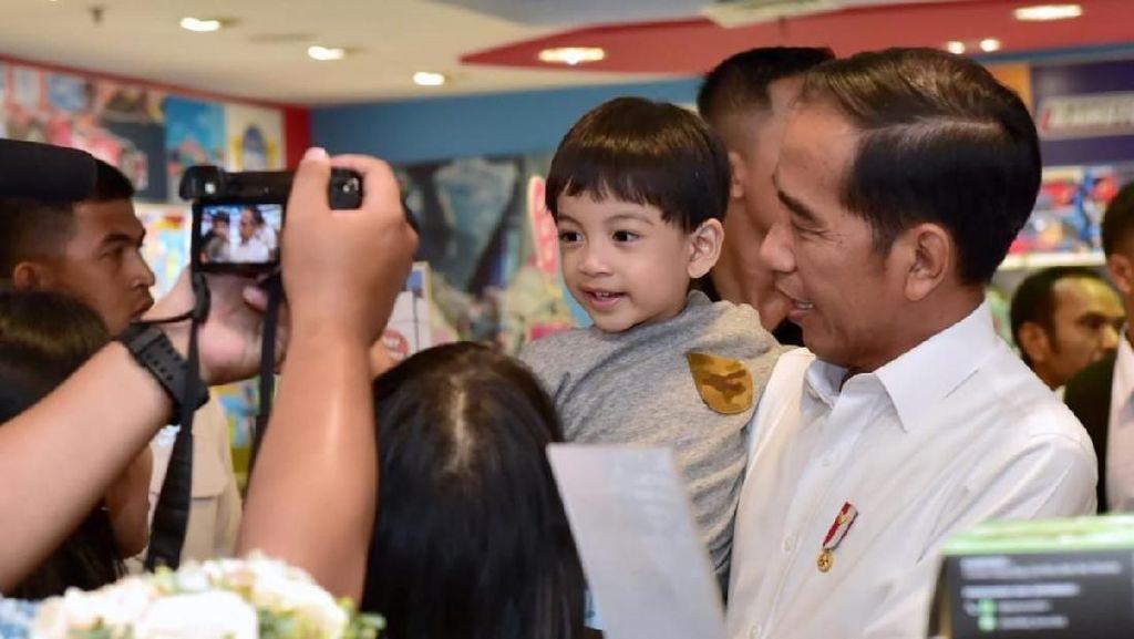 Jawaban Lucu Jan Ethes Saat Ditanya Kaesang soal Pekerjaan Jokowi