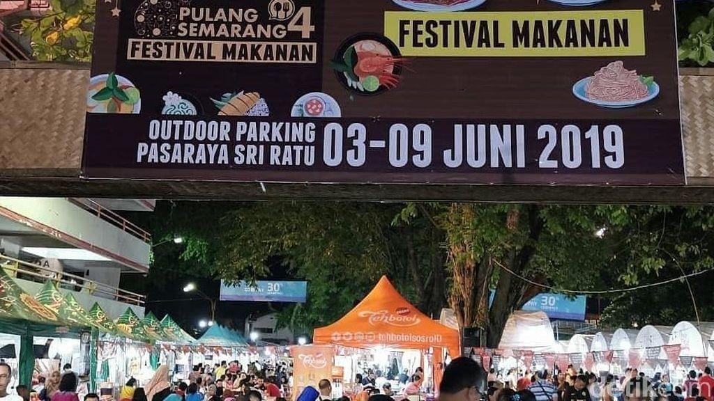 Yuk, Kulineran Asyik di Festival Pulang Semarang!