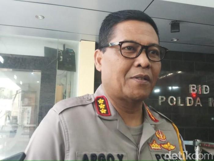 Kabid Humas Polda Metro Jaya Kombes Argo Yuwono (Foto: Farih Maulana/detikcom)