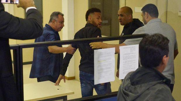 Najila Alami Mimpi Buruk Usai Kasus Dugaan Pemerkosaan Neymar
