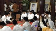 SBY dan Keluarga Gelar Tahlilan 7 Hari Meninggalnya Ani Yudhoyono