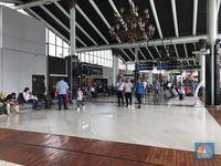 H+1 Lebaran, Penumpang di Bandara Soekarno Hatta Anjlok 84%