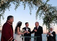 Erdogan jadi Pendamping Ozil Saat Menikah