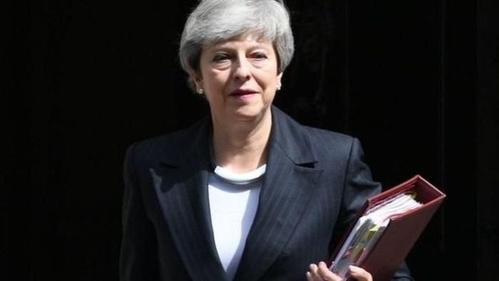 Theresa May (BBC)