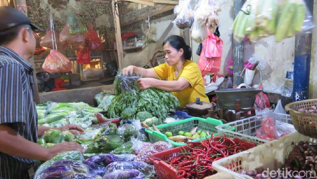 Harga Cabai di Rembang Melonjak hingga Rp 65.000/Kg