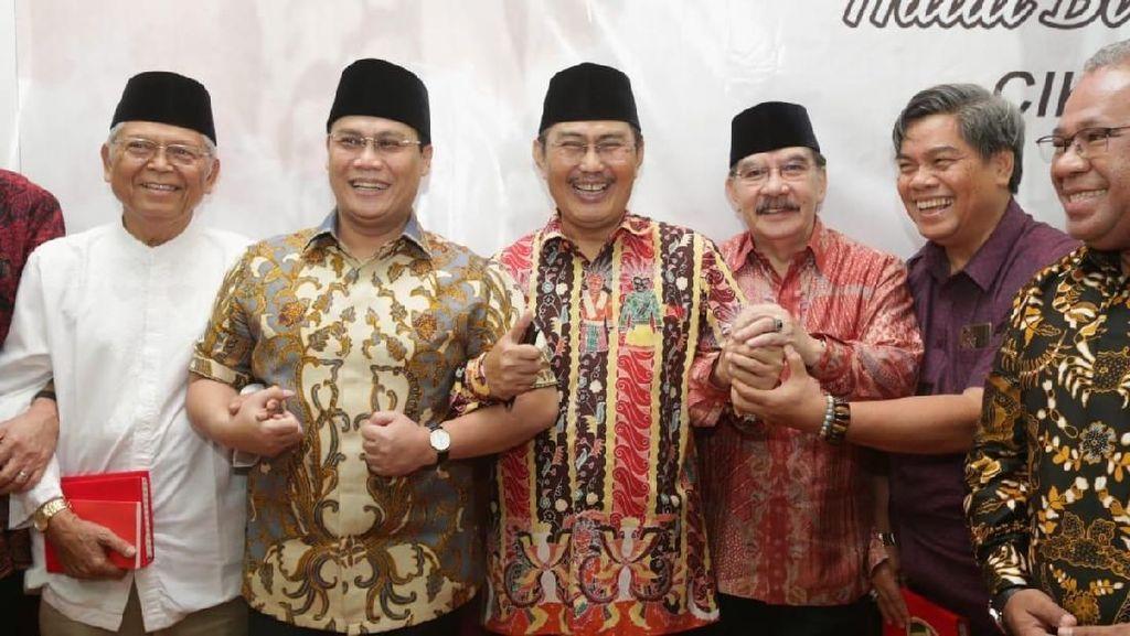 Wakil Ketua MPR Cerita Taufiq Kiemas Saat Jadi Mantu Soekarno