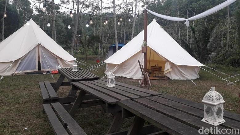 wisata camping di jogja Mudik Di Yogyakarta Coba Camping Di Lereng Merapi