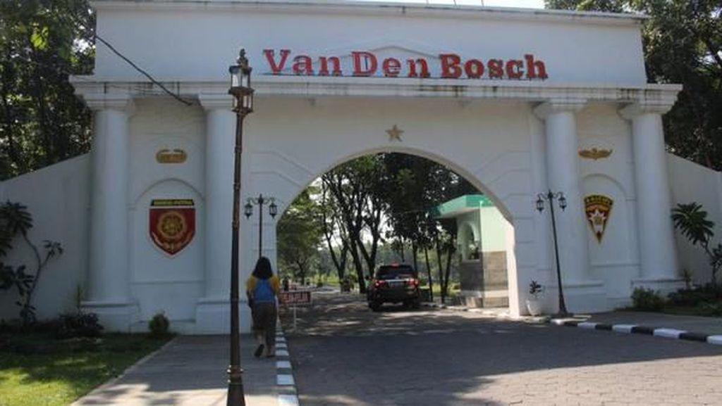 Lebaran di Ngawi, Intip Benteng Cantik Van Den Bosch