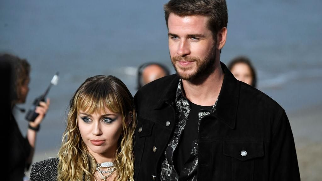 Liam Hemsworth Gugat Cerai, Miley Cyrus Disebut Kecewa