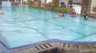 Bocah 9 Tahun Tewas Tenggelam di Kolam Renang Hotel di Anyer