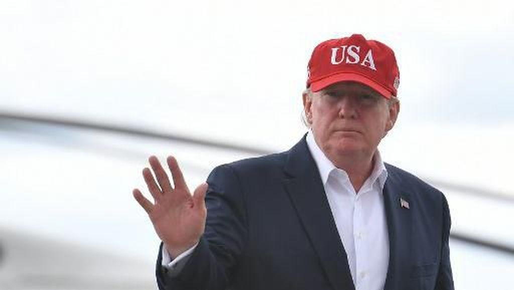Trump Tunda Kenakan Tarif 5% ke Meksiko